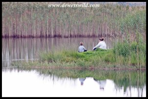 5 Years old: May 2015. Kamberg tranquility with Mom.