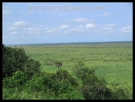 Nkumbe viewpoint, Kruger National Park