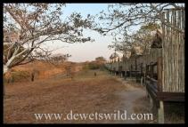 Nkambeni, Kruger Park, July 2012