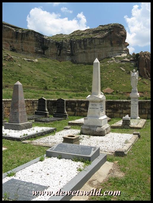 van Reenen family graveyard