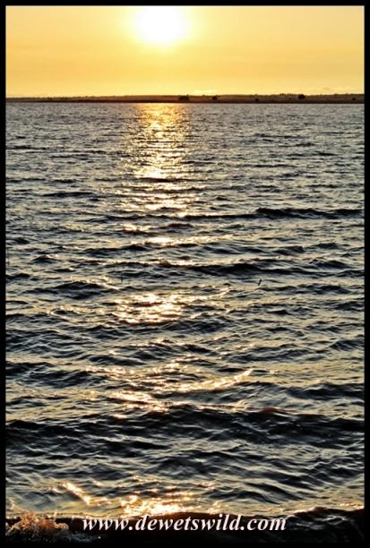 Allemanskraal sunrise