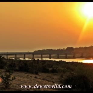 Letaba River scenery