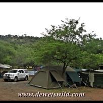 Punda Maria camping