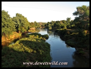 Luvuvhu River