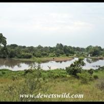 Gezantfombi Dam