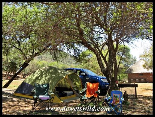 Camping in Bakgatla