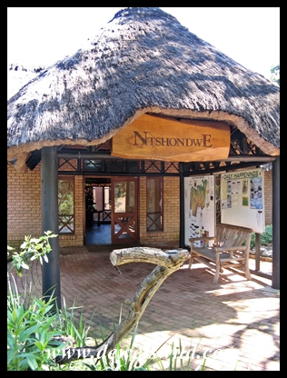 Ntshondwe reception