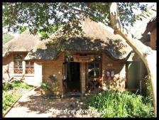 Ntshondwe's shop