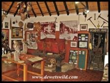 Ntshondwe Information Centre