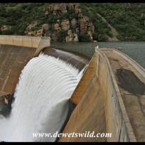 Blyderivierspoort Dam