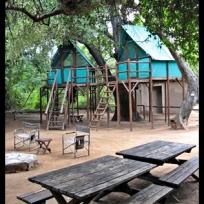 Inside Pafuri Rivercamp