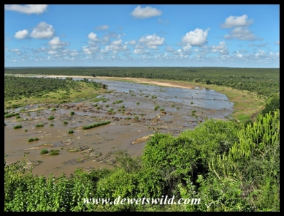 Sweeping views over the Olifants