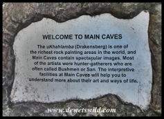 Main Caves Museum