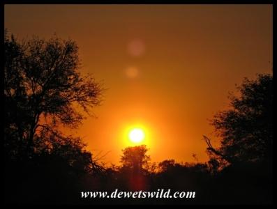 Orpen sunrise
