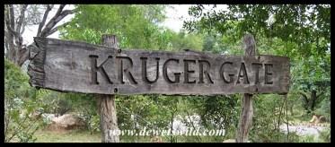 Kruger Gate