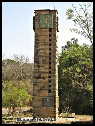 Papenfuss clocktower