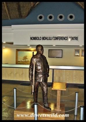 Nombolo Mdhluli Conference Centre
