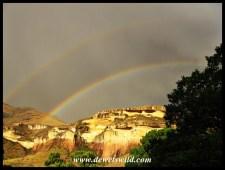 Double rainbow over Golden Gate