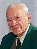 Dr. Ian Player (Photograph from www.http://wildernessfoundation.co.za/)