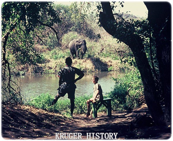 Photo courtesy of Joep Stevens (www.krugerhistory.com)