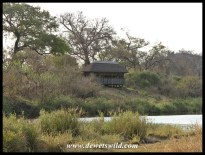 Shipandani Hide, Kruger National Park, September 2014