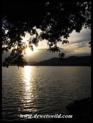 Good Friday Sunset