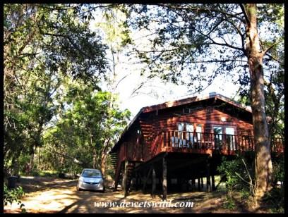 Cabin 18 at Cape Vidal, iSimangaliso Wetland Park