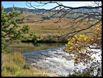the Mooi River