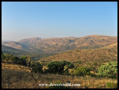 The Magaliesberg Range