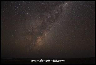 Cape Vidal by Starlight