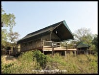 Lower Sabie Tent 26, July 2015