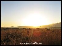 Ithala sunrise