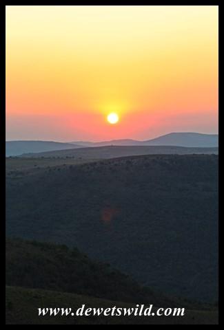 Ithala sunset