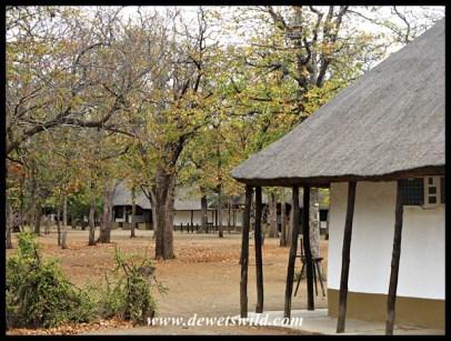 Shingwedzi Rest Camp