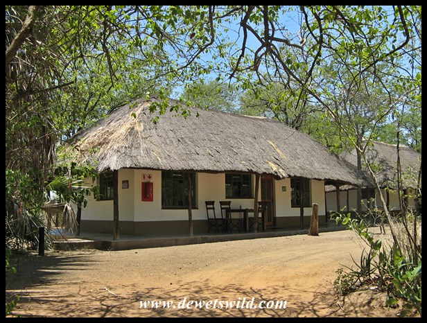 Shingwedzi Cottage 29, December 2015