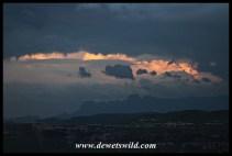 Drakensberg view