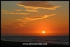 Umlalazi sunrise