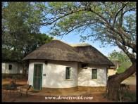 Lower Sabie huts