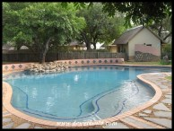 Lower Sabie swimming pool