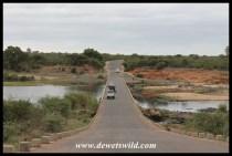 H10 Causeway at Lower Sabie
