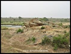 Rocks at Lubyelubye