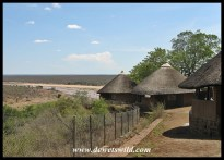 Stunning views from some of Olifants' units
