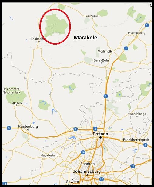 Road to Marakele (2)