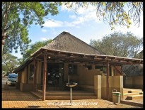Bungalow 12 at Lower Sabie, May 2016