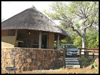 Olifants bungalow 23, May 2016