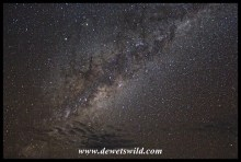 The milky way above Olifants