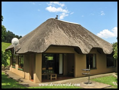 Thendele Chalet 27, Royal Natal National Park, December 2016