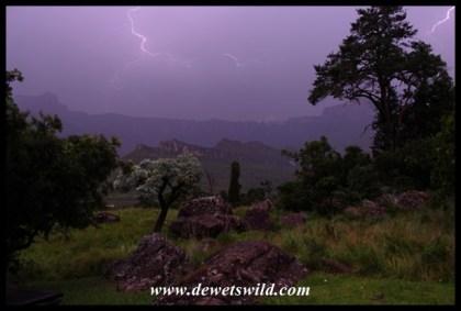 Thendele storm