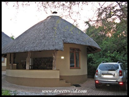 Skukuza Bungalow #210, Kruger National Park, March 2017