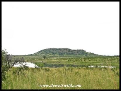 Shitlave Dam, on the road from Pretoriuskop to Skukuza